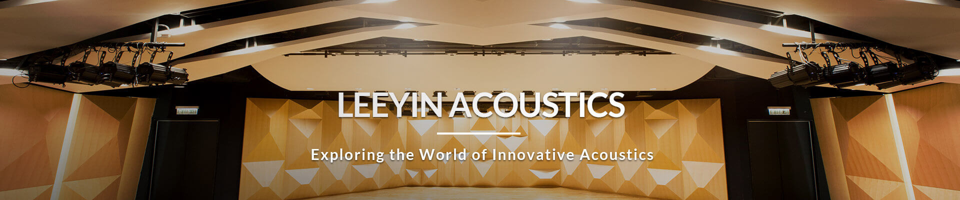 Acoustic Diffuers