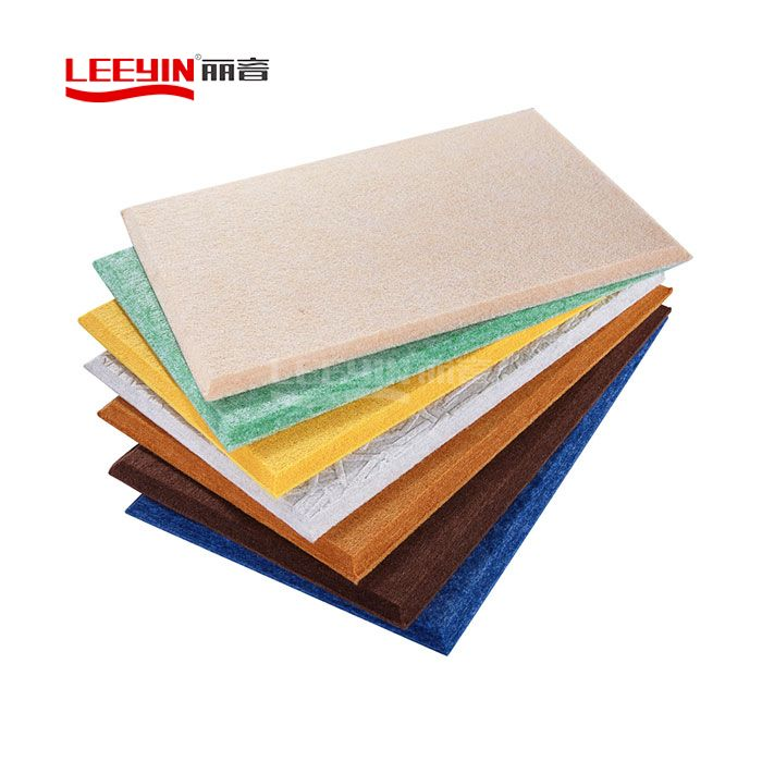 Polyester Fiber Sound Absorption Panel