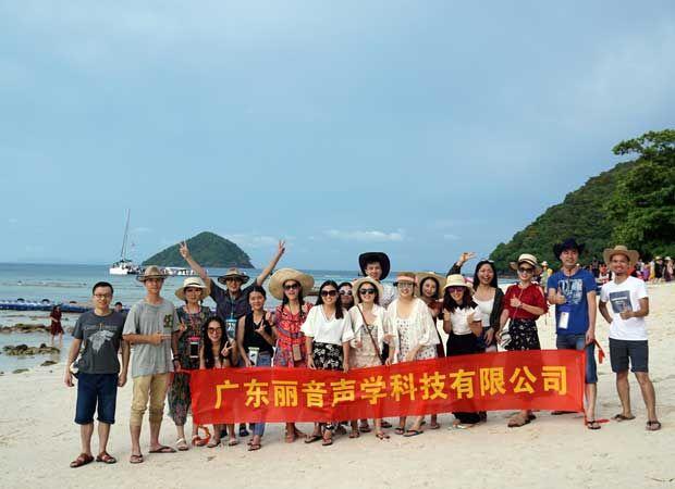 Leeyin Team Trip to Thailand