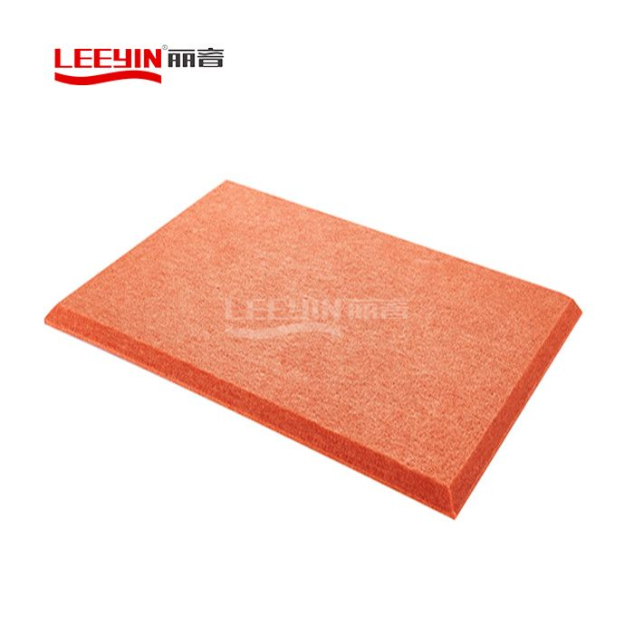 9mm 100% Polyester Fiber Sound Insulation Board