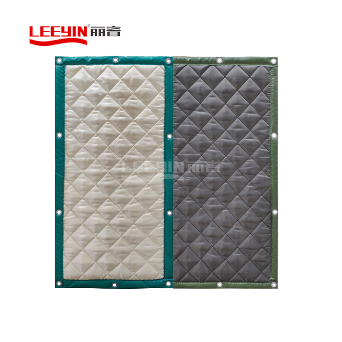 Temporary Acoustic PVC Noise Barriers