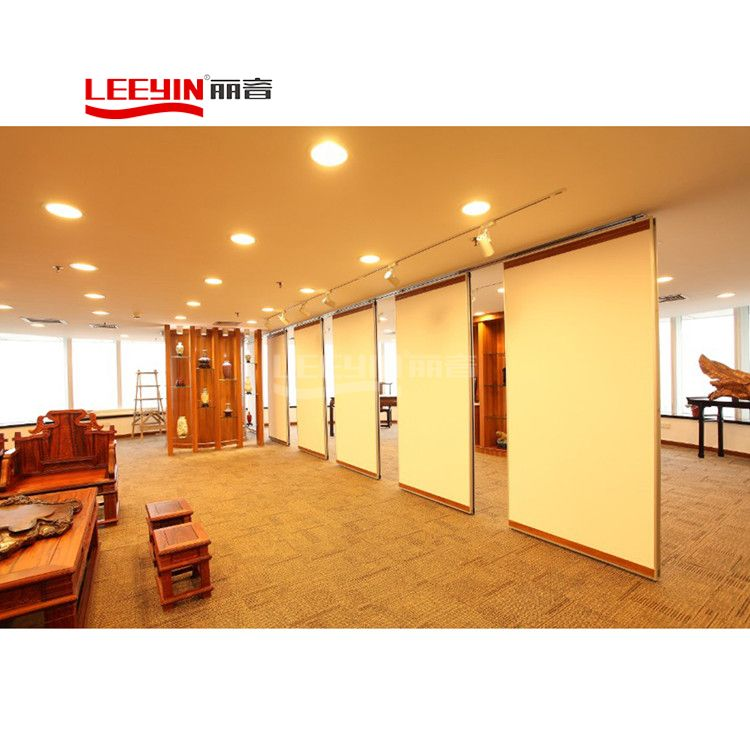 Soundproof Movable Partition Wall for Restaurant, Banquet Hall, Office