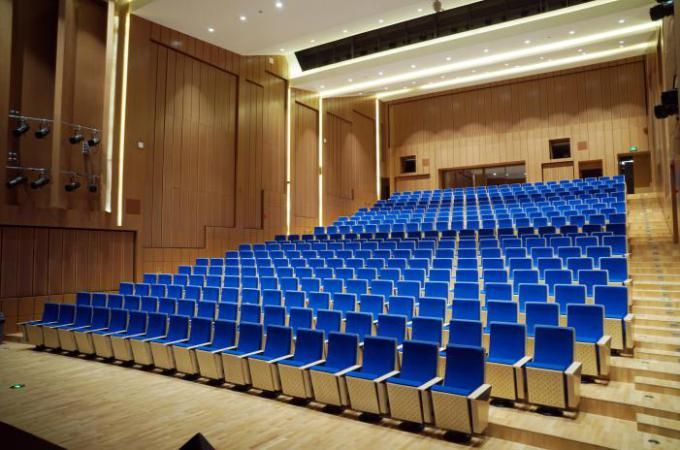 Acoustic design project of Multi-Functional Performance Hall