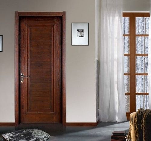 Hotel Wooden Acoustic Door Soundproof Door