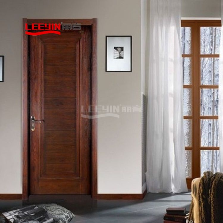 Commercial Wooden Acoustic Door Soundproof Door