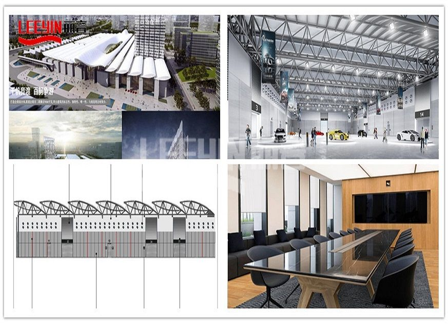 Exhibition Center Acoustic Project