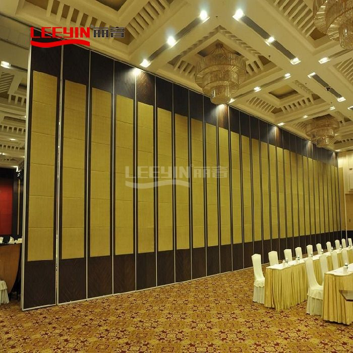 Banquet Hall Acoustic Movable Partition