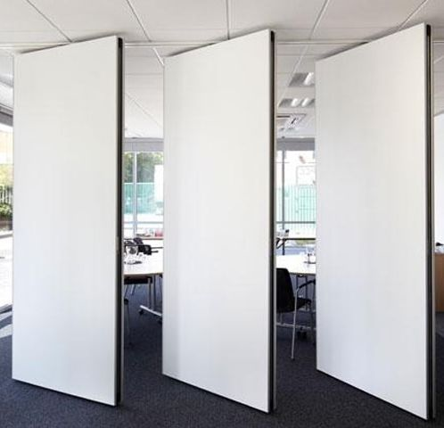 Meeting Rooms Sliding Soundproof Room Dividers