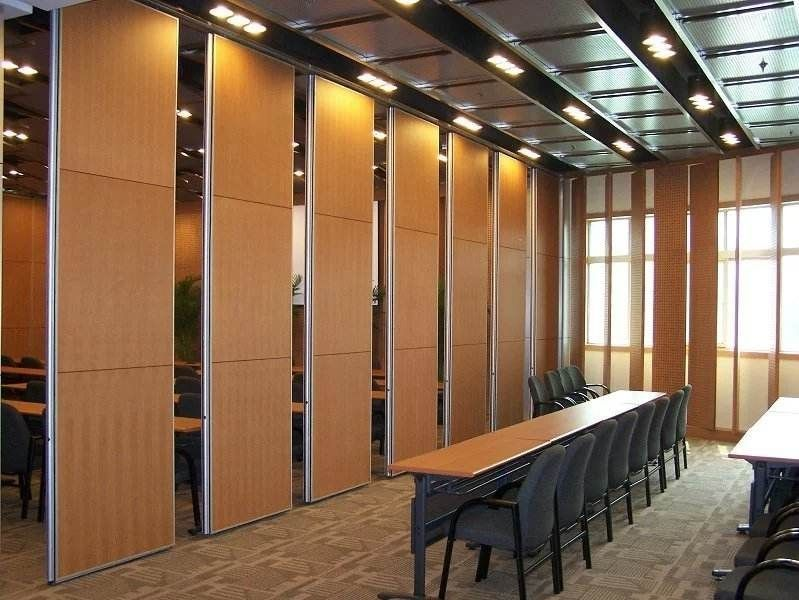 Conference Rooms Acoustic Folding Partition