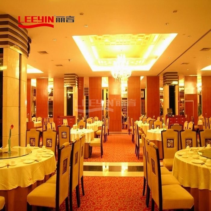 Restaurant Soundproof Partition Wall Material