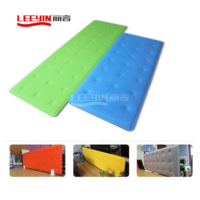 Polyester Fiber Acoustic Office Screens