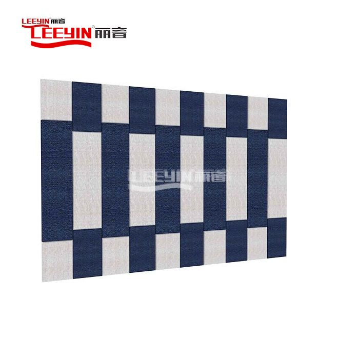 Decorative acoustic panels soundproofing 3d acoustic tiles
