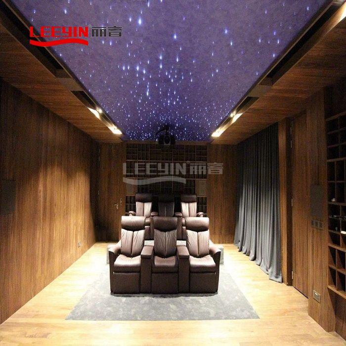 Decorative acoustic ceiling panels pet felt panels