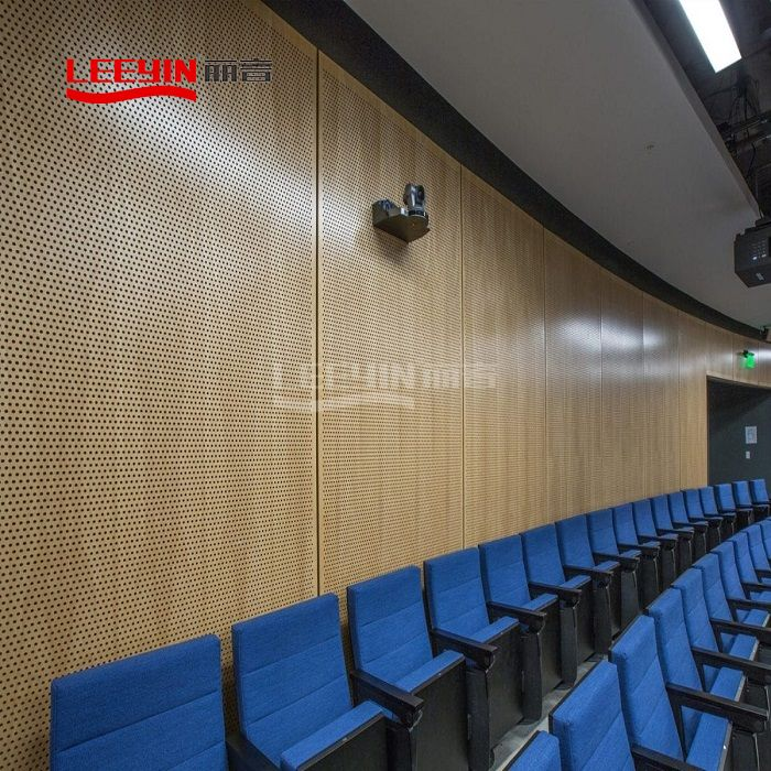 Sound Dampening Tiles Perforated Acoustic Board
