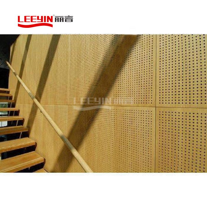 Sound Absorbing Board Perforated Metal Acoustic Panels