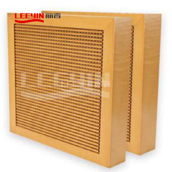 Full-range Frequency Sound Absorbing Panels