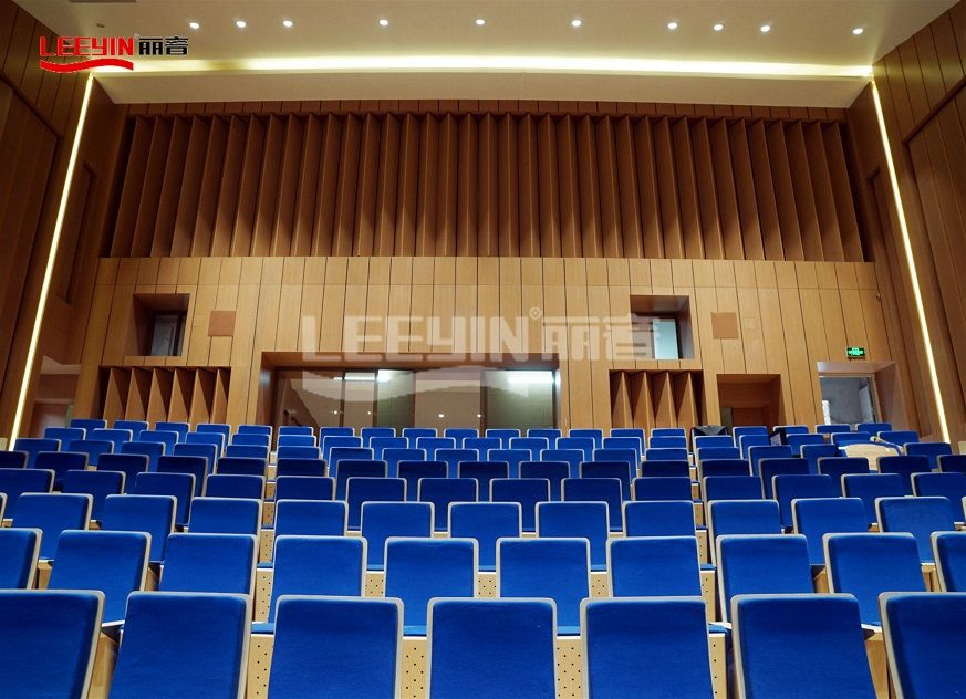 Multi-Functional Performance Hall Acoustic Project