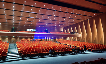 Leeyin Acoustic design project of Lecture Hall