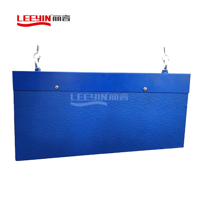 Gymnasium Acoustic Ceiling Baffles