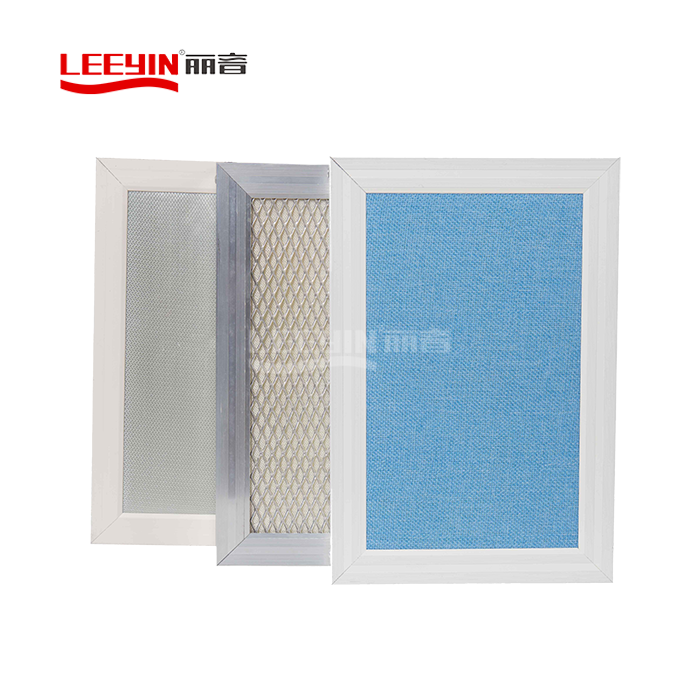 Sound Absorbing Ceiling Baffles