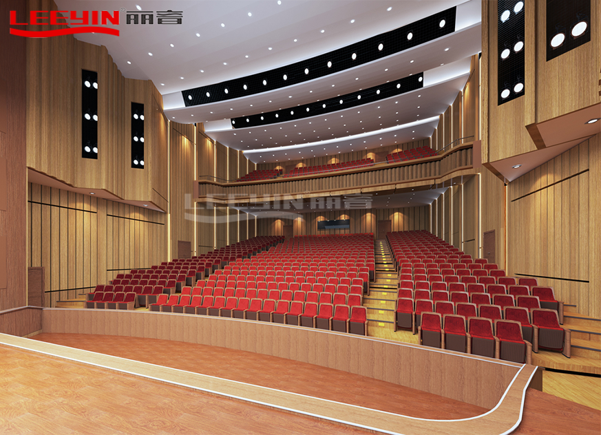 Multi-functional Theater Acoustic Project