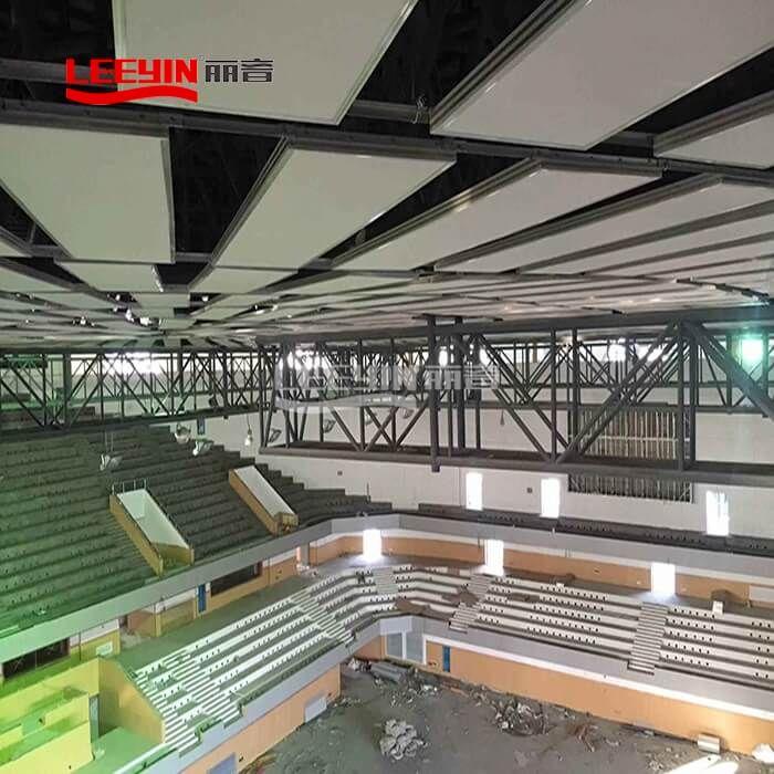 Sound Absorbing Ceiling Baffles