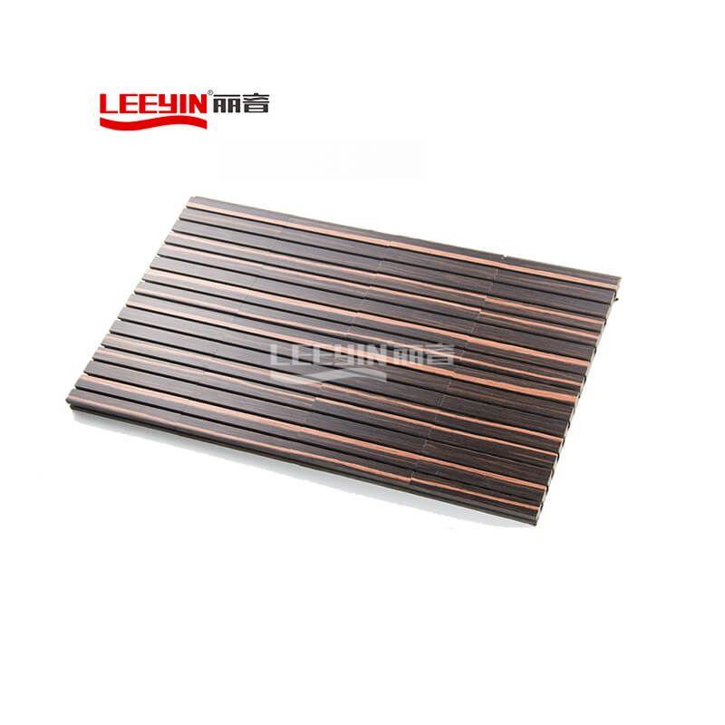 13-3 Black MDF wooden goove acoustic panel