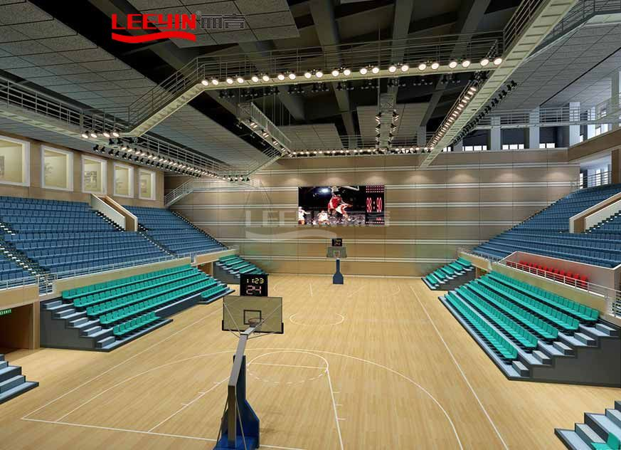 Gymnasium Acoustic Project