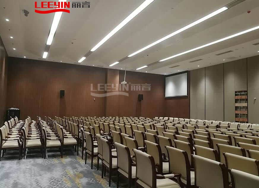 Conference Room Acoustic Project
