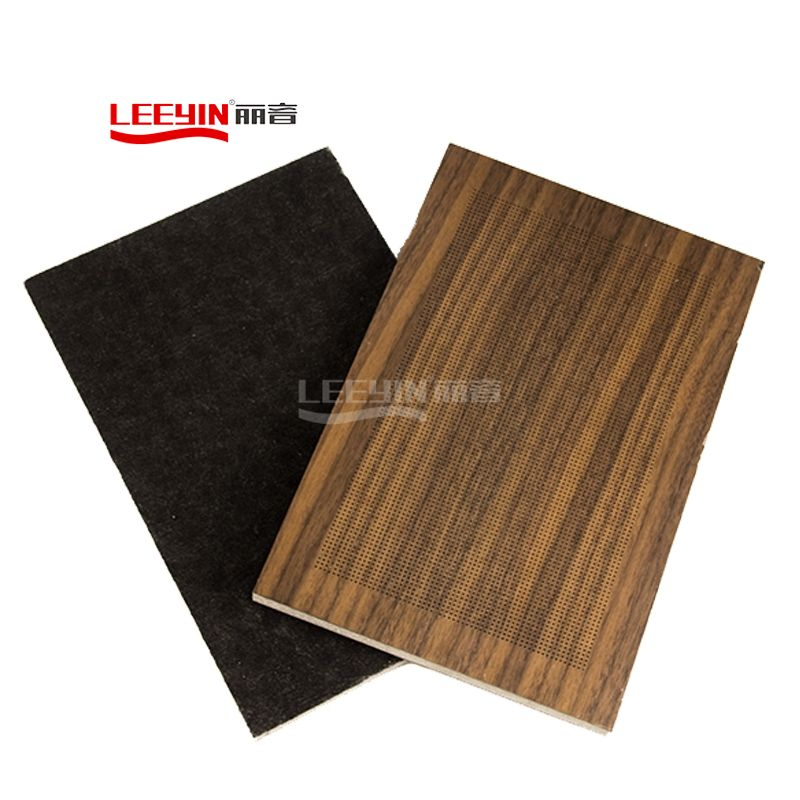 Micro mgo perforated sound acoustic solutions noise absorbing materials