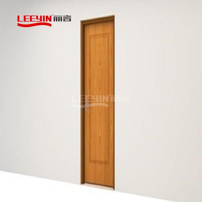 Residence Wooden Acoustic Door Soundproof Door