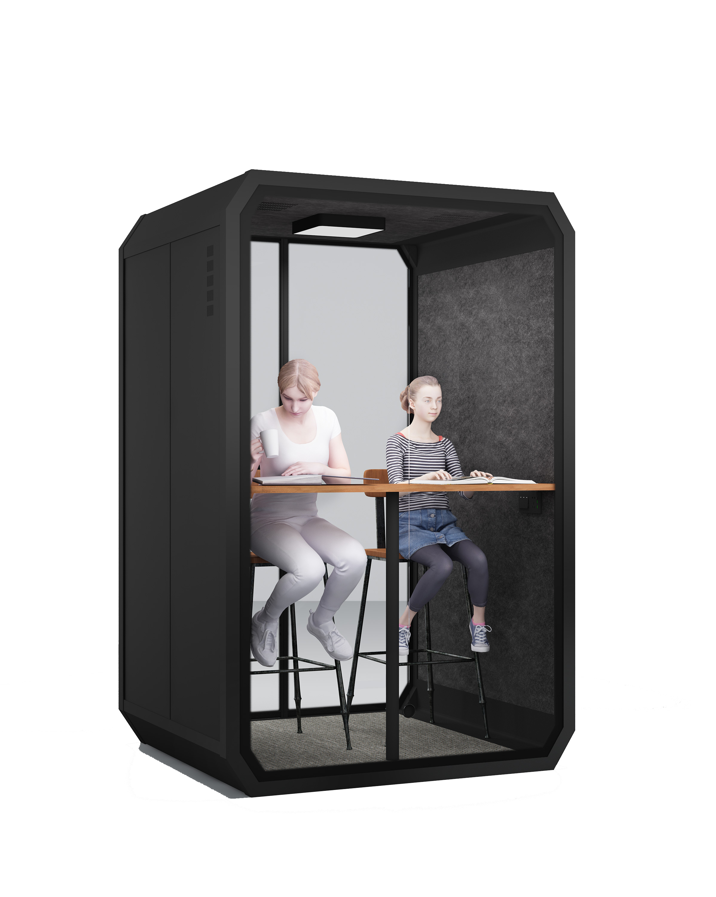 New Portable Soundproof Room Recording Vocal Booth