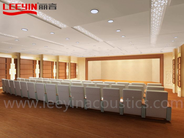 32-32-8 Perforated MDF Acoustical Sound Board