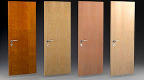 Wooden Acoustic Door Soundproof Door